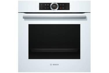 Духовой шкаф Электрический Bosch HBG633TW1 белый