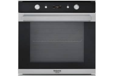 Духовой шкаф Электрический Hotpoint-Ariston FI7 864 SH IX HA нержавеющая сталь/черный
