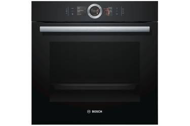Духовой шкаф Электрический Bosch HBG636BB1 черный