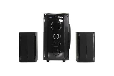 sp Dialog Progressive AP-209 black (2.1, 30W+2*15W RMS,Bluetooth,FM,USB+SD reader)