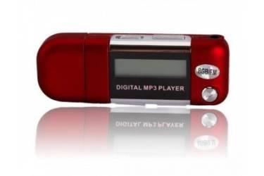 Портативный цифровой плеер Perfeo Music Strong 8 Gb серебристый