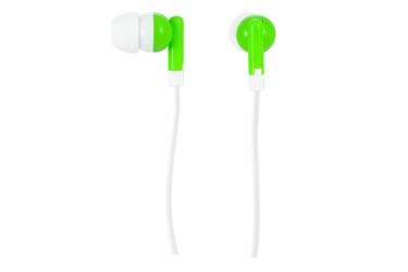 Наушники Perfeo Noname внутриканальные зеленые