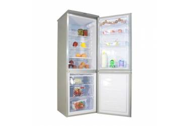 Холодильник Don R-290 MI металлик искристый 171х58х61см, объем 310л. (209/101)