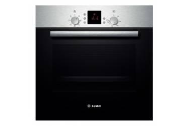Духовой шкаф Электрический Bosch HBN431E3 серебристый