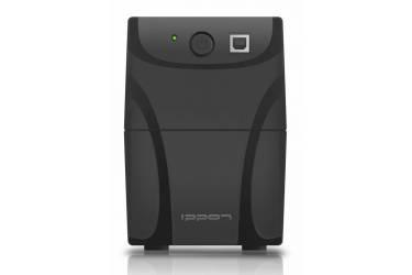 Источник бесперебойного питания Ippon Back Power Pro 400 New 240Вт 400ВА черный