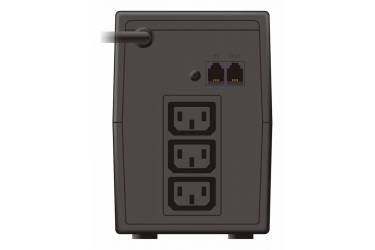 Источник бесперебойного питания Ippon Back Power Pro LCD 400 240Вт 400ВА черный