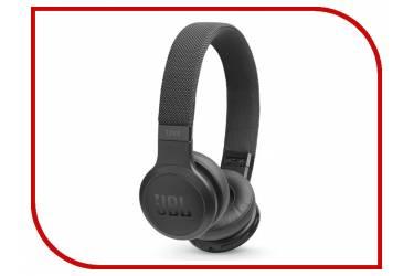 Наушники беспроводные (Bluetooth) JBL LIVE 400 BT накладные черные