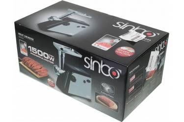 Мясорубка Sinbo SHB 3129 1500Вт черный