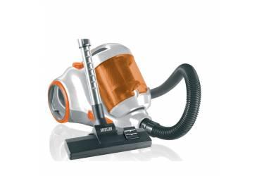 Пылесос Mystery MVC-1125 1700Вт оранжевый/серебристый
