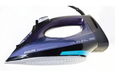Утюг Philips GC3925/30 синий/черный 2500Вт керамика SteamGlide Plus автоотключение