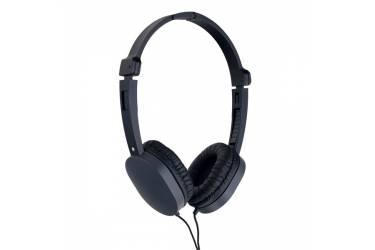 Наушники Perfeo Twist накладные c микрофоном черные