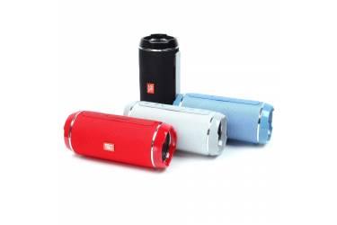 Беспроводная (bluetooth) акустика Portable TG116 красная