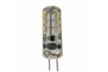 Лампа светодиодная LED-ASD-JC-standard 3Вт 12В G4 4000К 270Лм