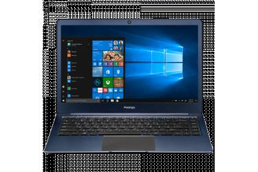 "Ноутбук Prestigio Smartbook 141S  Celeron N3350 1100 MHz/14.1""/4GB/32GB SSD/SSD slot(M.2)/Win10/Blue"