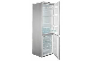 Холодильник Don R-295 NG металлик(серебро) 196х58х61см, объем 360л. (259/101)