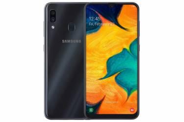 Смартфон Samsung SM-A305F Galaxy A30 64Gb 4Gb Black