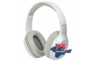 Наушники беспроводные (Bluetooth) Promate полноразмерные Symphony (white)