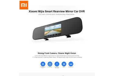 Видеорегистратор Xiaomi Mi Rearview Mirror Recorder (MJHSJJLY01BY)