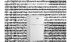 """Холодильник Centek CT-1704-85DD белый85л(58л/27л) 420х410х805мм (ДхШхВ),2 полки, 40 dB, """"A"""""""