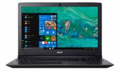 "Ноутбук Acer Aspire 3 A315-53-332L Core i3 7020U/4Gb/SSD128Gb/Intel HD Graphics 620/15.6""/FHD (1920x1080)/Windows 10 Home/black/WiFi/BT/Cam/4180mAh"