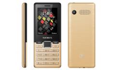 Мобильный телефон teXet TM-230 золотистый