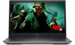"""Ноутбук Dell G5 5505 Ryzen 5 4600H/8Gb/SSD256Gb/AMD Radeon Rx 5600M 6Gb/15.6""""/FHD (1920x1080)/Windows 10/silver/WiFi/BT/Cam"""