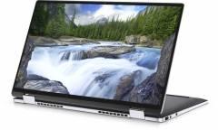 "Трансформер Dell Latitude 9510 Core i7 10810U/16Gb/SSD1Tb/Intel UHD Graphics/15""/WVA/Touch/FHD (1920x1080)/Windows 10 Professional/silver/WiFi/BT/Cam"