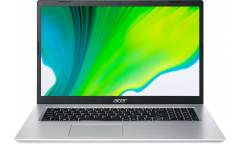 "Ноутбук Acer Aspire 5 A517-52-51DR Core i5 1135G7/8Gb/SSD256Gb/Intel Iris Xe graphics/17.3""/IPS/FHD (1920x1080)/Windows 10 Professional/silver/WiFi/BT/Cam/3220mAh"