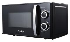 Микроволновая печь Tesler MM-2042 черный,20л,700Вт,механика