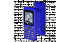 Мобильный телефон Maxvi P1 blue-black