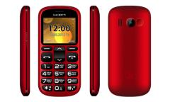 Мобильный телефон teXet TM-B306 красный