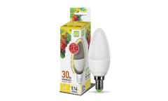 Лампа светодиодная ASD LED-СВЕЧА-standard 3.5Вт 160-260В Е14 3000К