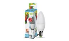 Лампа светодиодная ASD LED-СВЕЧА-standard 3.5Вт 160-260В Е14 4000К