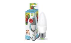 Лампа светодиодная ASD LED-СВЕЧА-standard 3.5Вт 160-260В Е27 4000К