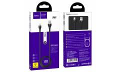 Кабель USB Hoco X45m Surplus MicroUSB (черный)