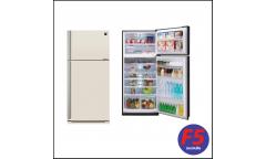 Холодильник Sharp SJ-XE55PMBE бежевый (двухкамерный)