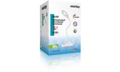 Светильник настольный светодиодный Smartbuy-5W/K белый