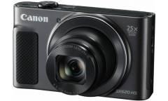 Цифровой фотоаппарат Canon PowerShot SX620 HS черный