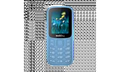 Мобильный телефон Nobby 120 светло-синий