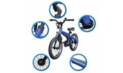 "Велосипед детский Xiaomi Ninebot Kids Sport Bike 16"" Blue (N1KB16)"