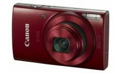 Цифровой фотоаппарат Canon Ixus 180 красный