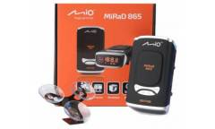 Радар-детектор Mio MiRaD 865 GPS
