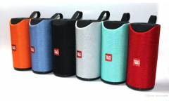 Беспроводная (bluetooth) акустика Portable TG113 красная