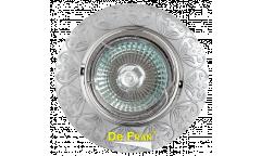 Светильник точечный_DE FRAN_ FT 143 AK SCH MR16 сатин-хром