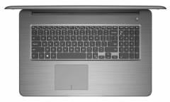 """Ноутбук Dell Inspiron 5767 i7-7500U (2.7)/8G/1T/17,3""""FHD AG/AMD R7 M445 4G DDR5/DVD-SM/BT/Linux"""