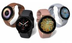 "Смарт-часы Samsung Galaxy Watch Active2 44мм 1.4"" Super AMOLED серебристый (SM-R820NZSASER)"