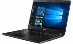 "Ноутбук Acer TravelMate P2 TMP215-52-35RG Core i3 10110U/8Gb/SSD256Gb/Intel UHD Graphics/15.6""/FHD (1920x1080)/Windows 10 Professional/black/WiFi/BT/Cam"