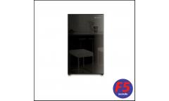 Холодильник Daewoo FN-15B2B черный/стекло (однокамерный)