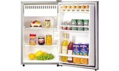 Холодильник Daewoo FR-082AIXR серебристый (однокамерный)