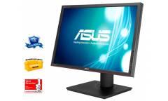 "Монитор Asus 24.1"" PA248Q черный IPS LED 16:10 DVI HDMI матовая HAS Pivot 300cd 1920x1200 D-Sub DisplayPort FHD USB 6.4кг"